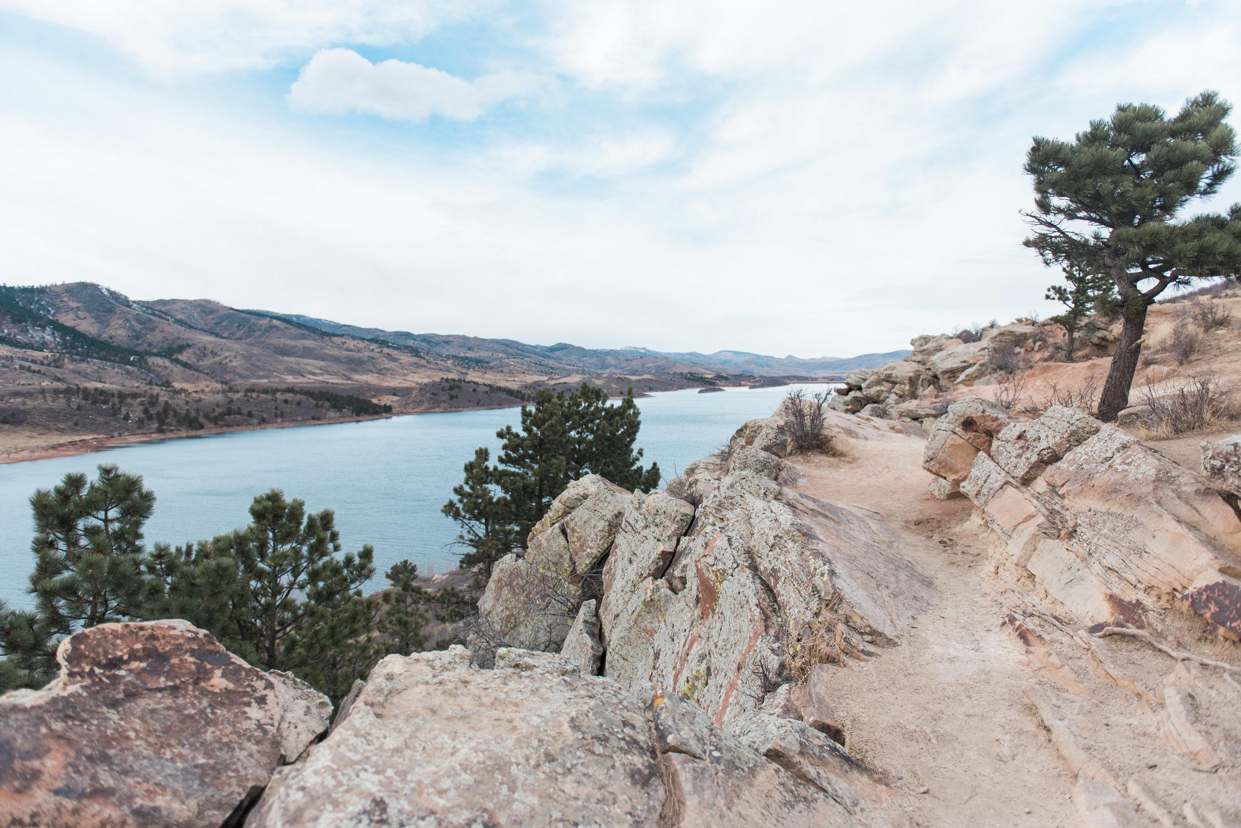 horsetooth reservoir colorado photographer