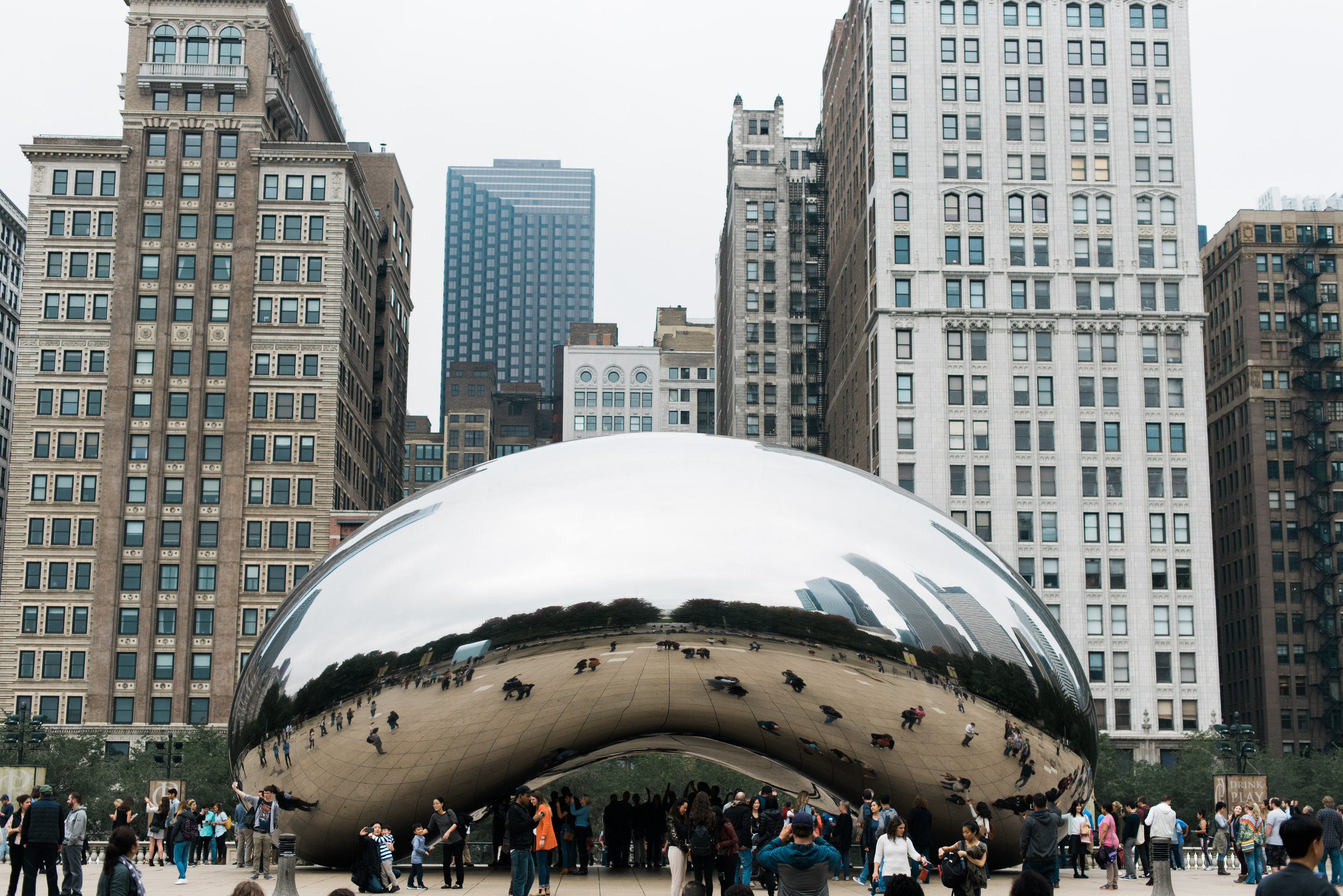 bean cloud gate chicago illinois photographer
