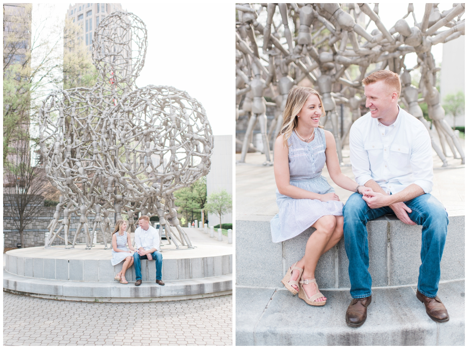 atlanta wedding photographer high museum of art
