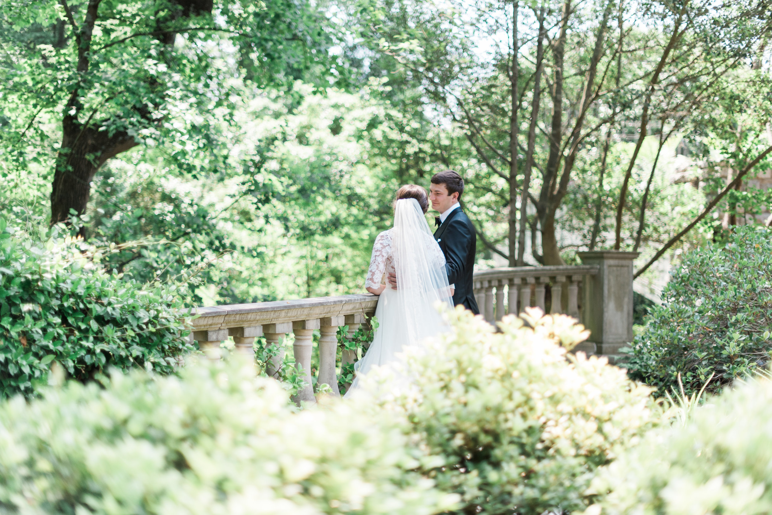 atlanta botanical garden wedding photographer