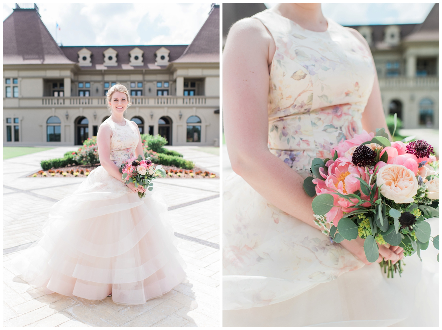 chateau elan atlanta wedding lazaro bridal