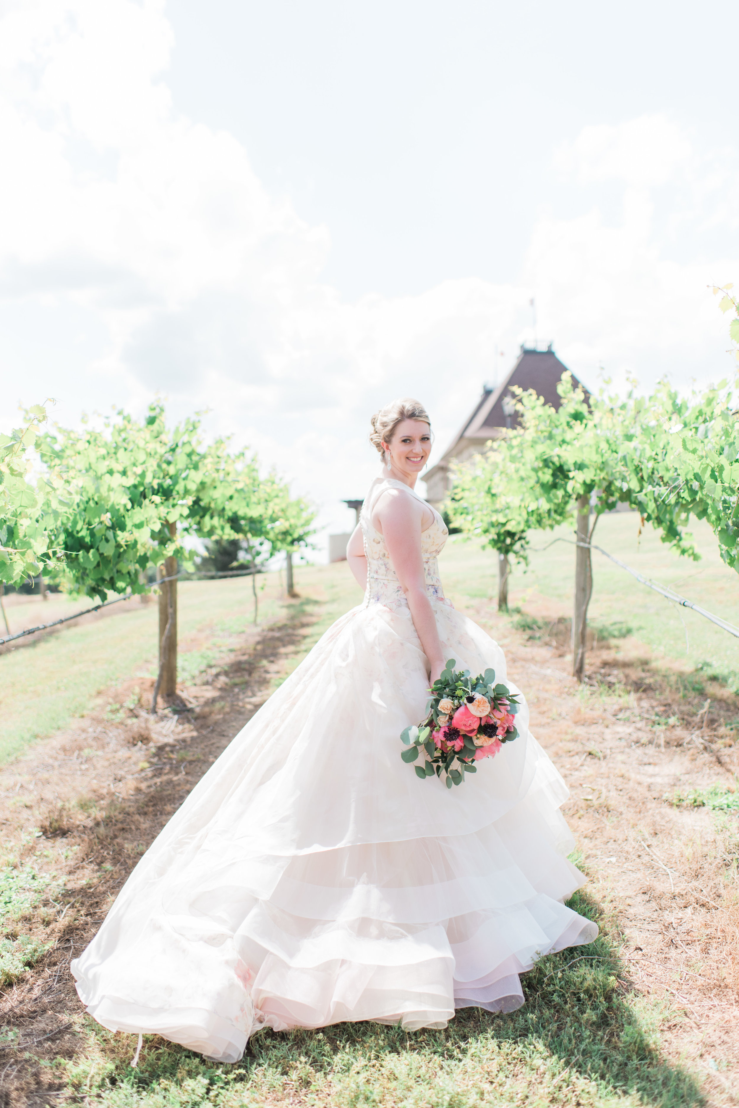 chateau elan wedding lazaro bridal