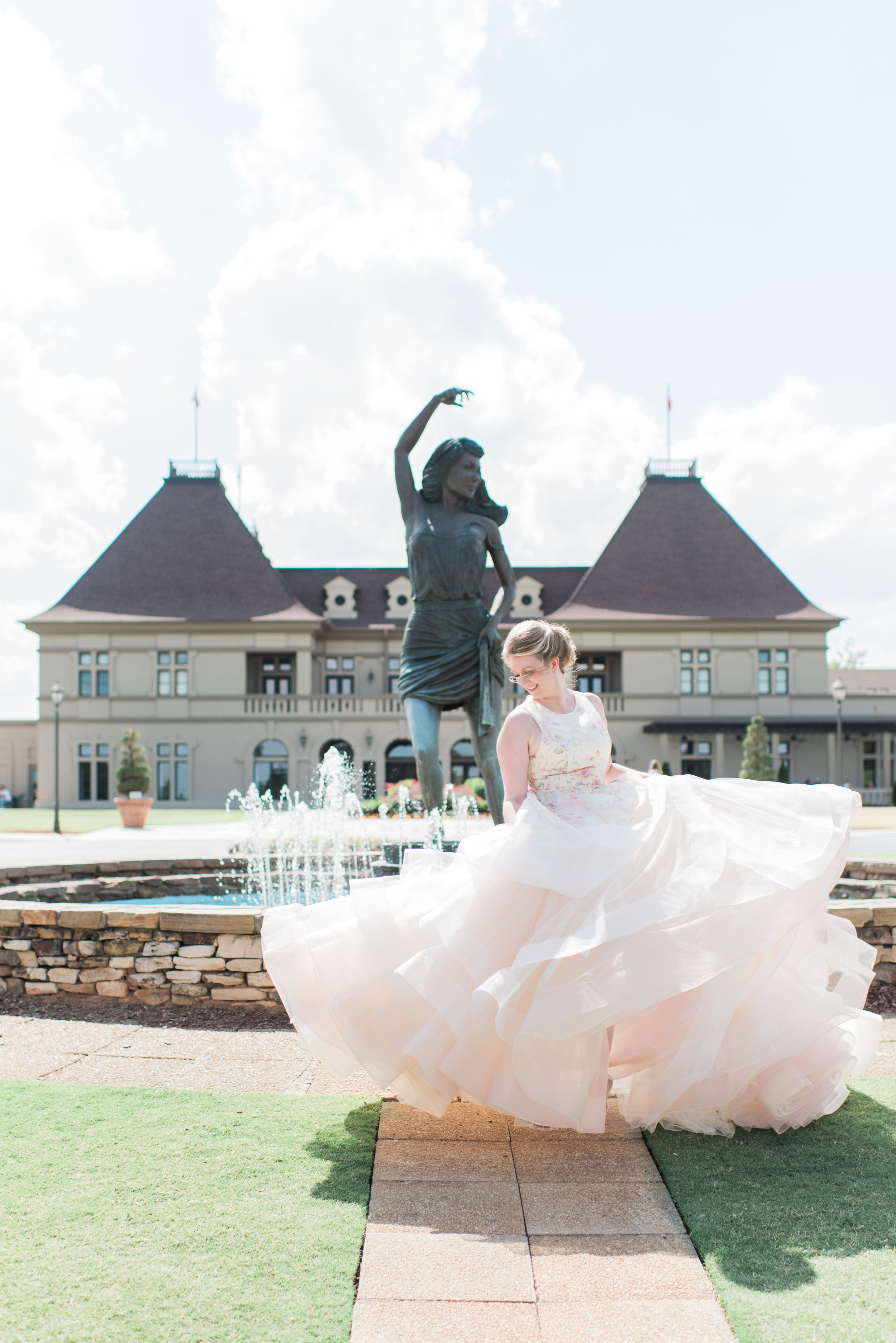 chateau elan wedding