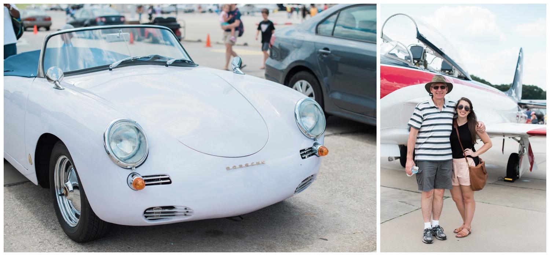 Found my future car.... little lavender Porsche... I'll take it!