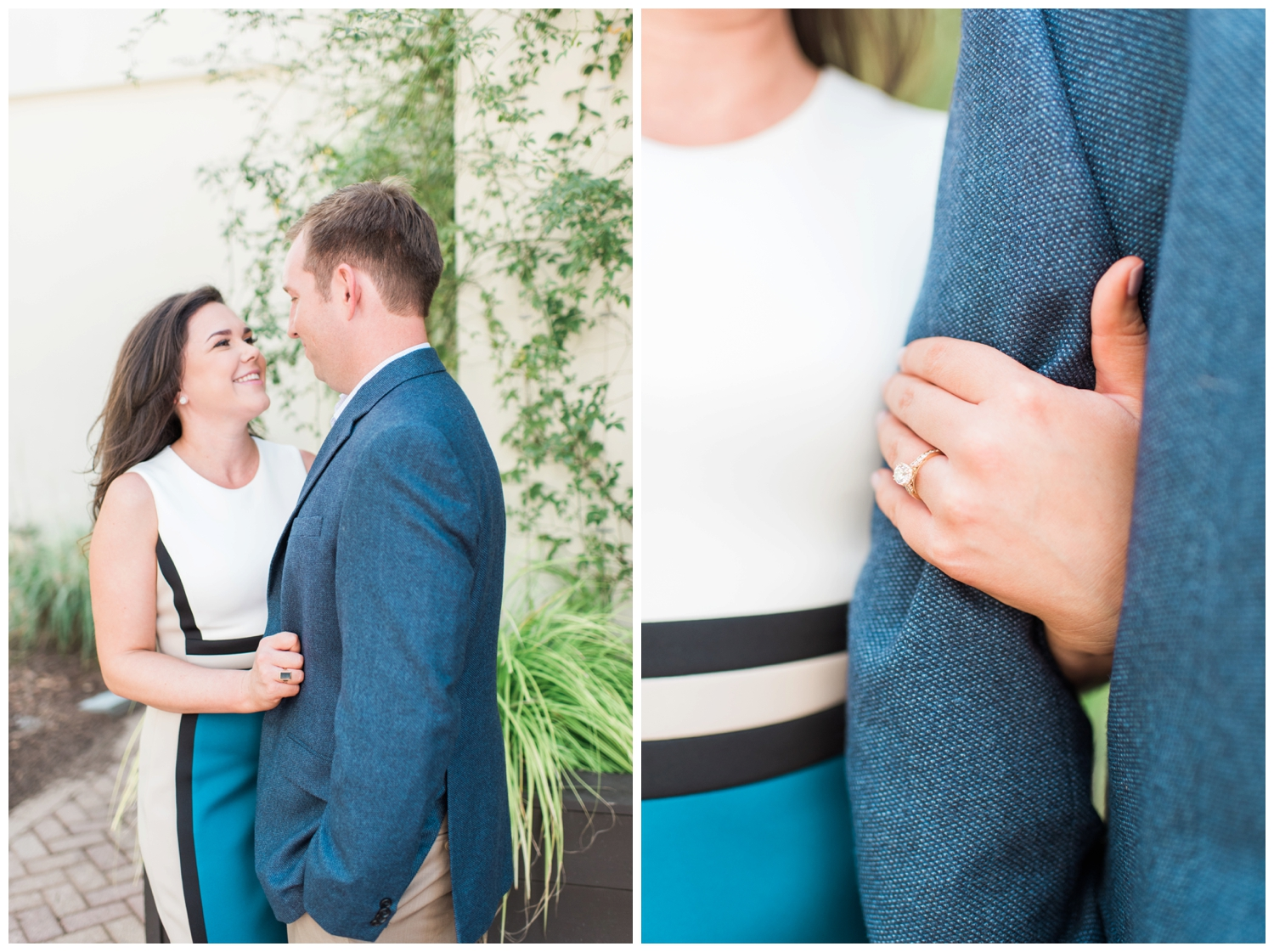 buckhead atlanta engagement session