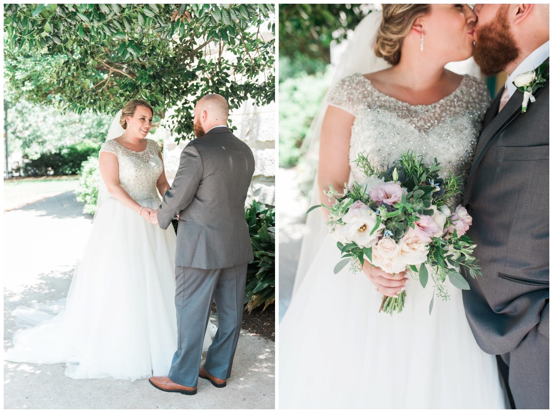 historic dekalb courthouse wedding photographer