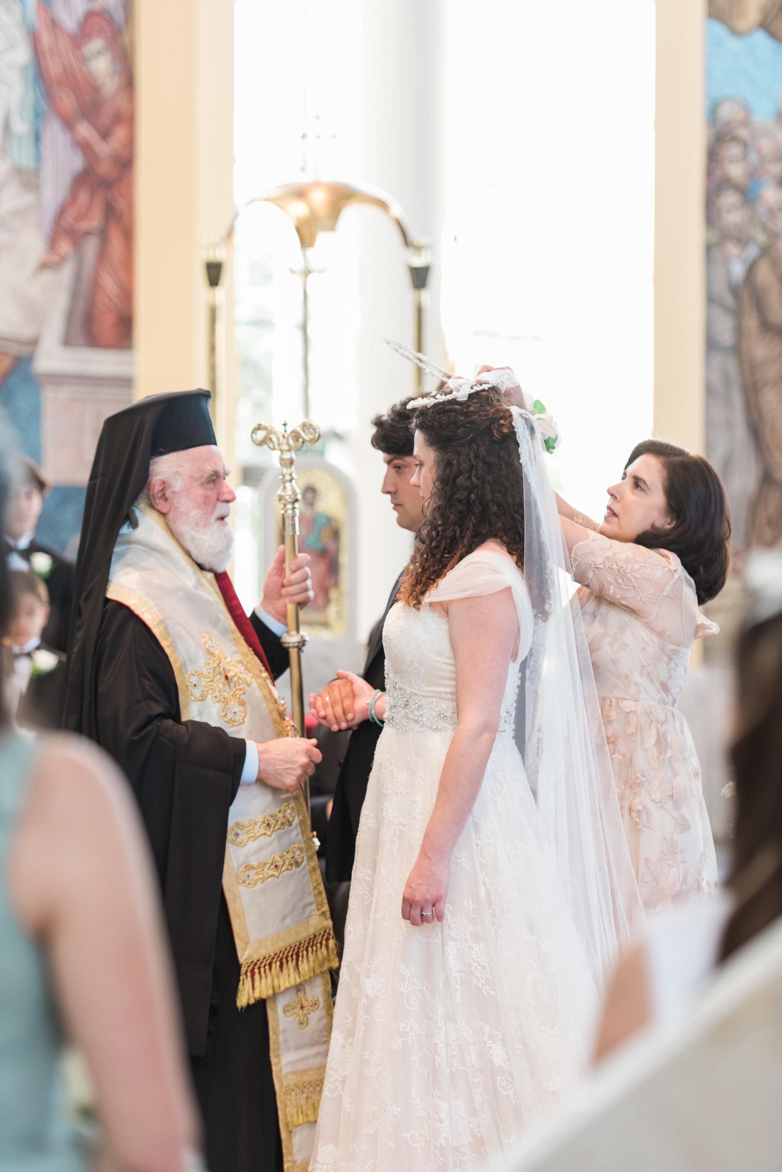 greek orthodox wedding