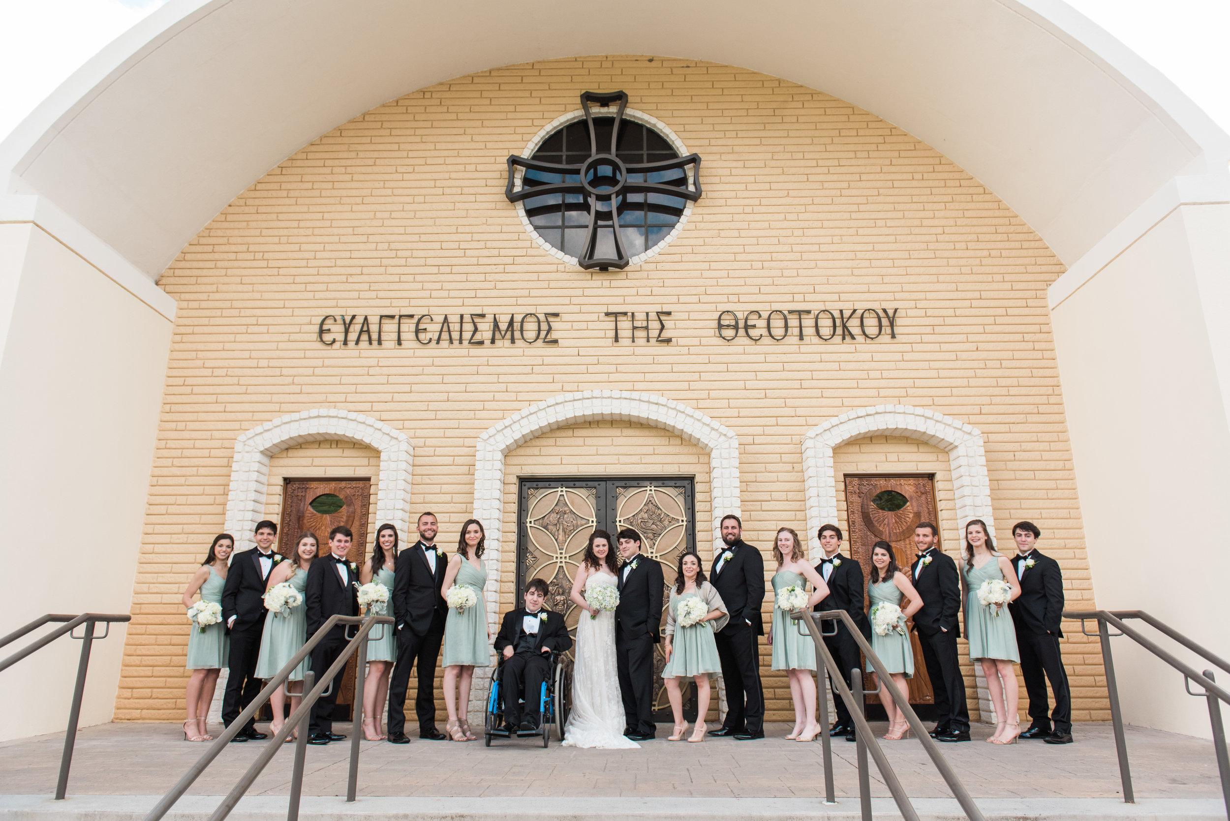 atlanta greek orthodox cathedral wedding