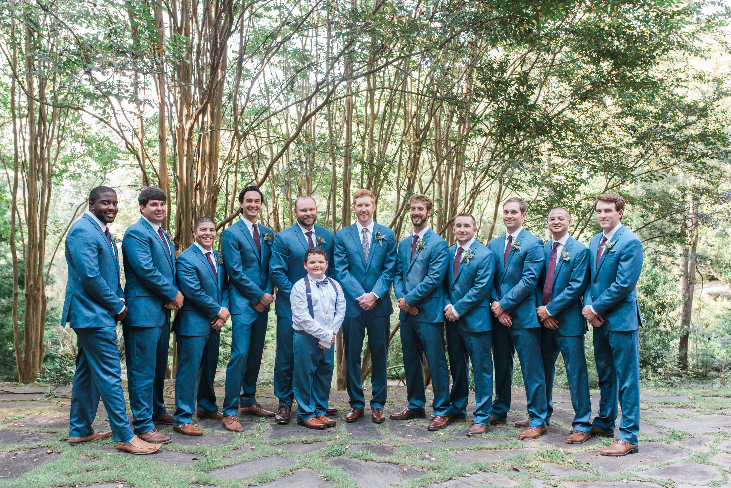 dunaway gardens wedding photographer