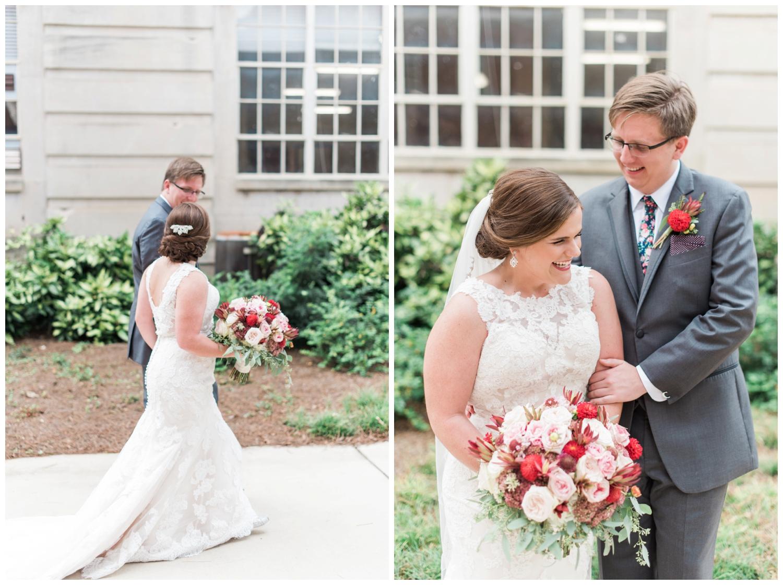 mercer university macon wedding photographer