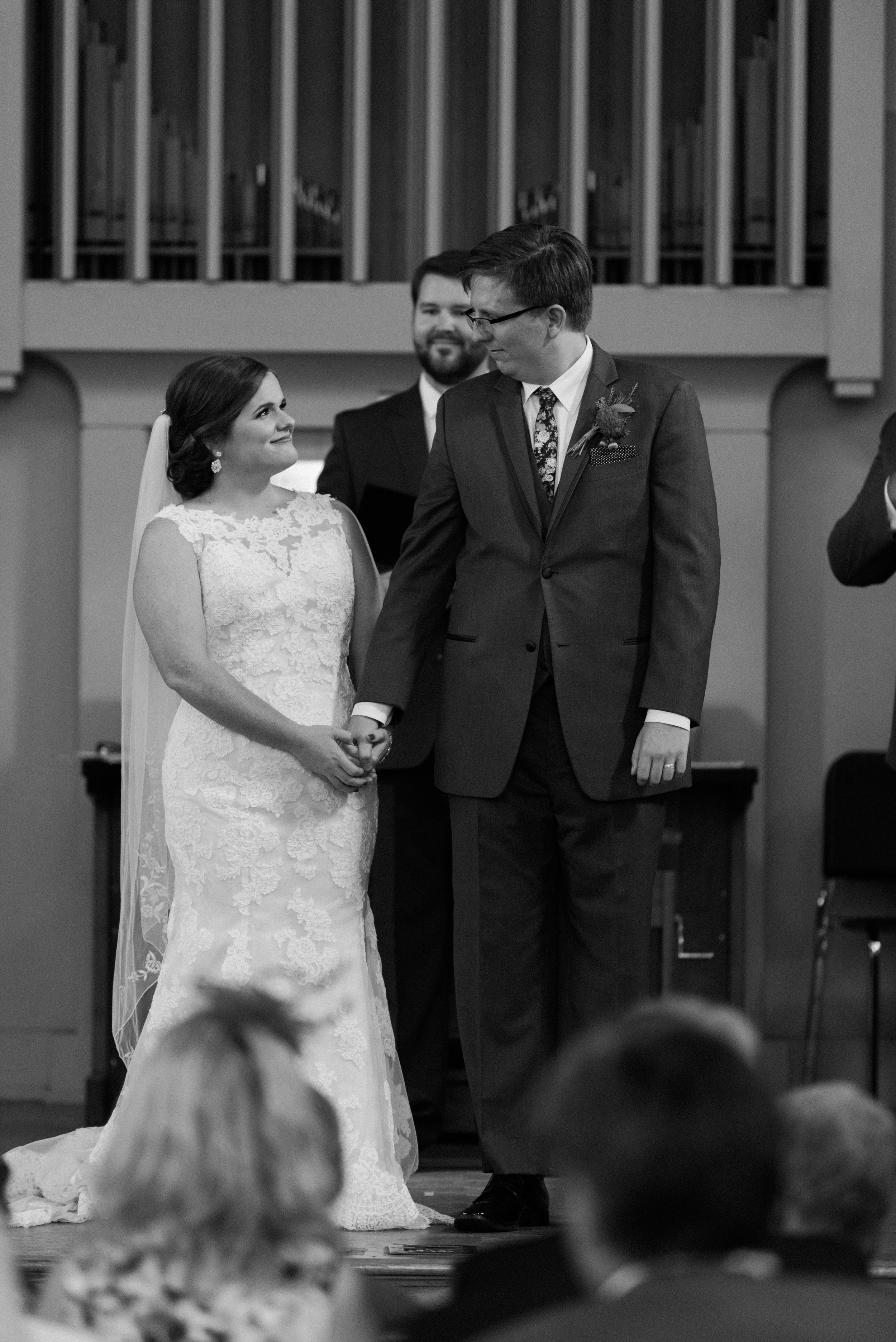 newton chapel mercer wedding