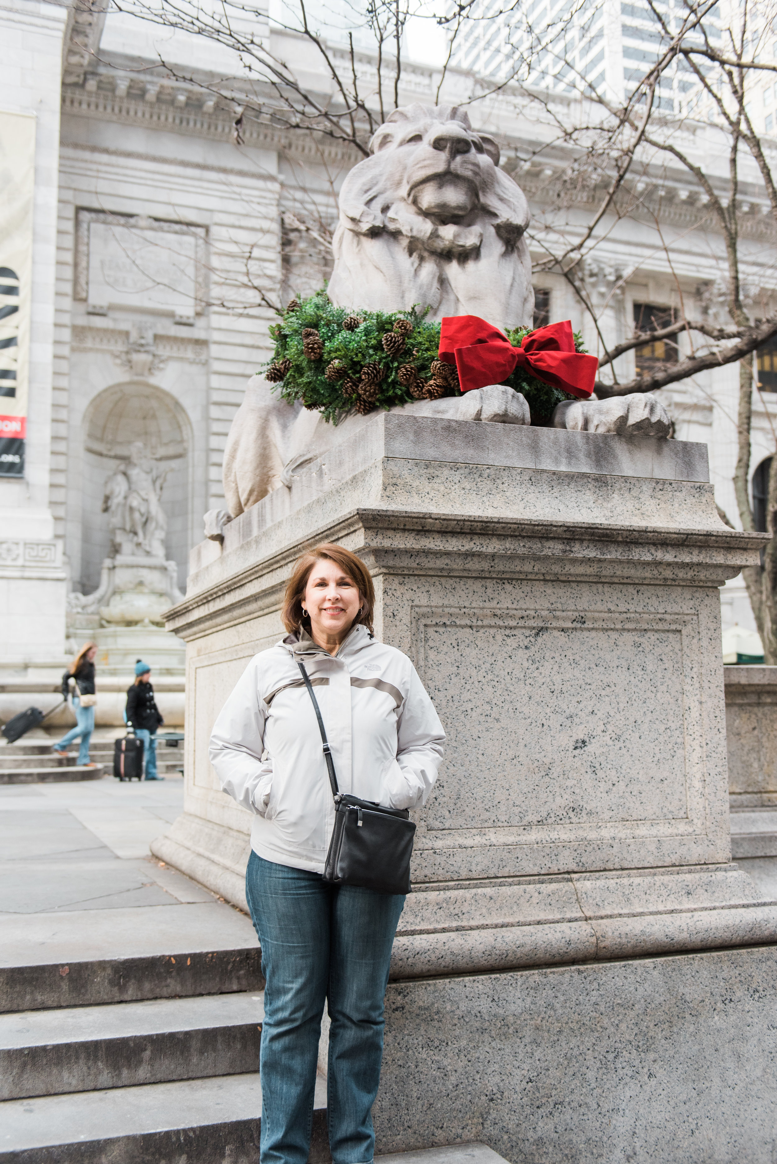 new york public library christmas