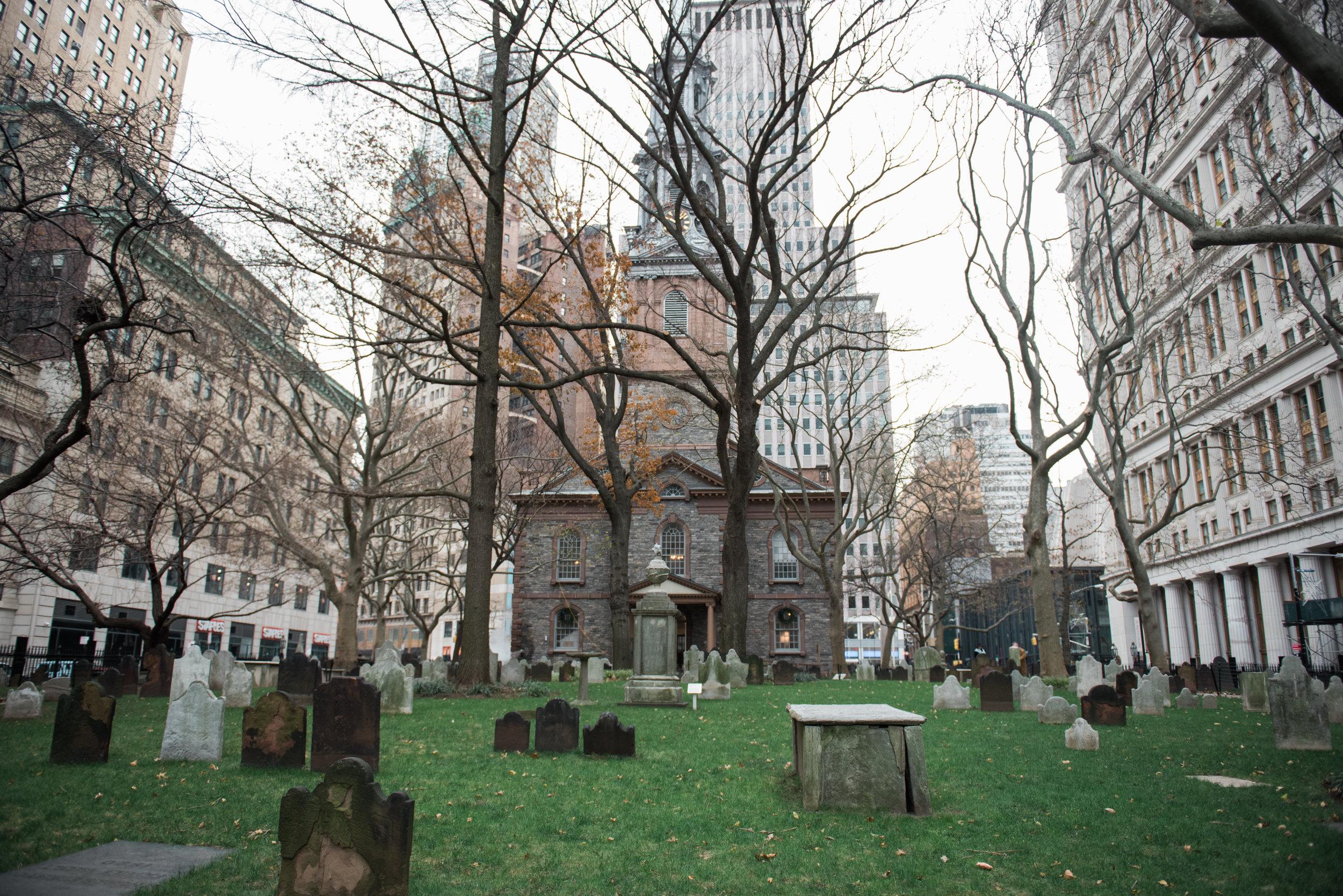 st paul's trinity church