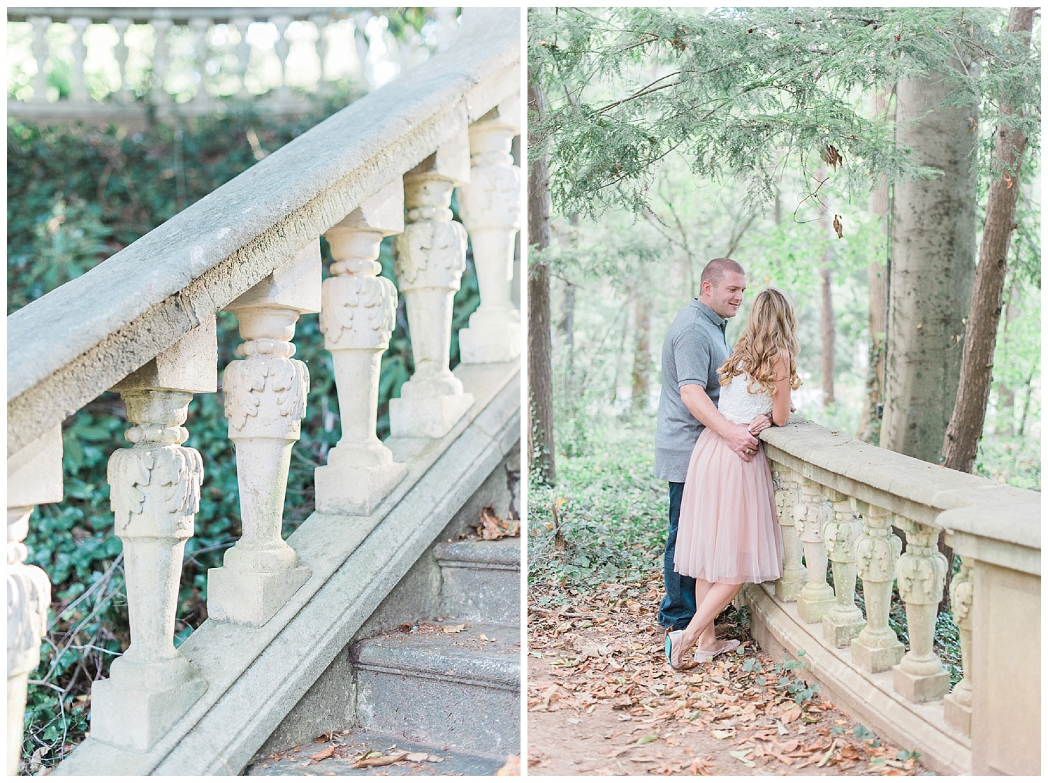 cator woolford gardens engagement