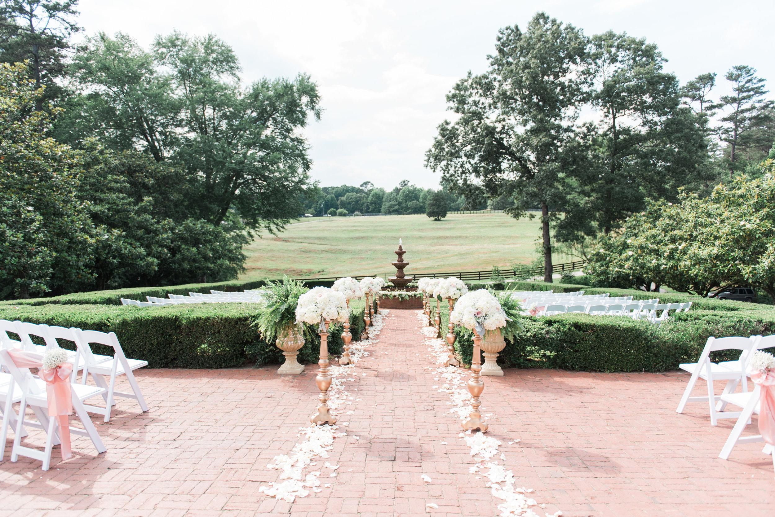 sanctuary estate wedding photographer georgia