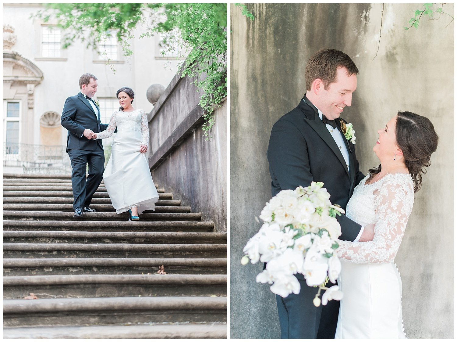 swan house wedding photographer atlanta