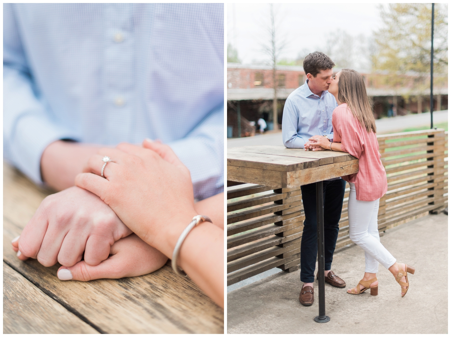 ladybird engagement session