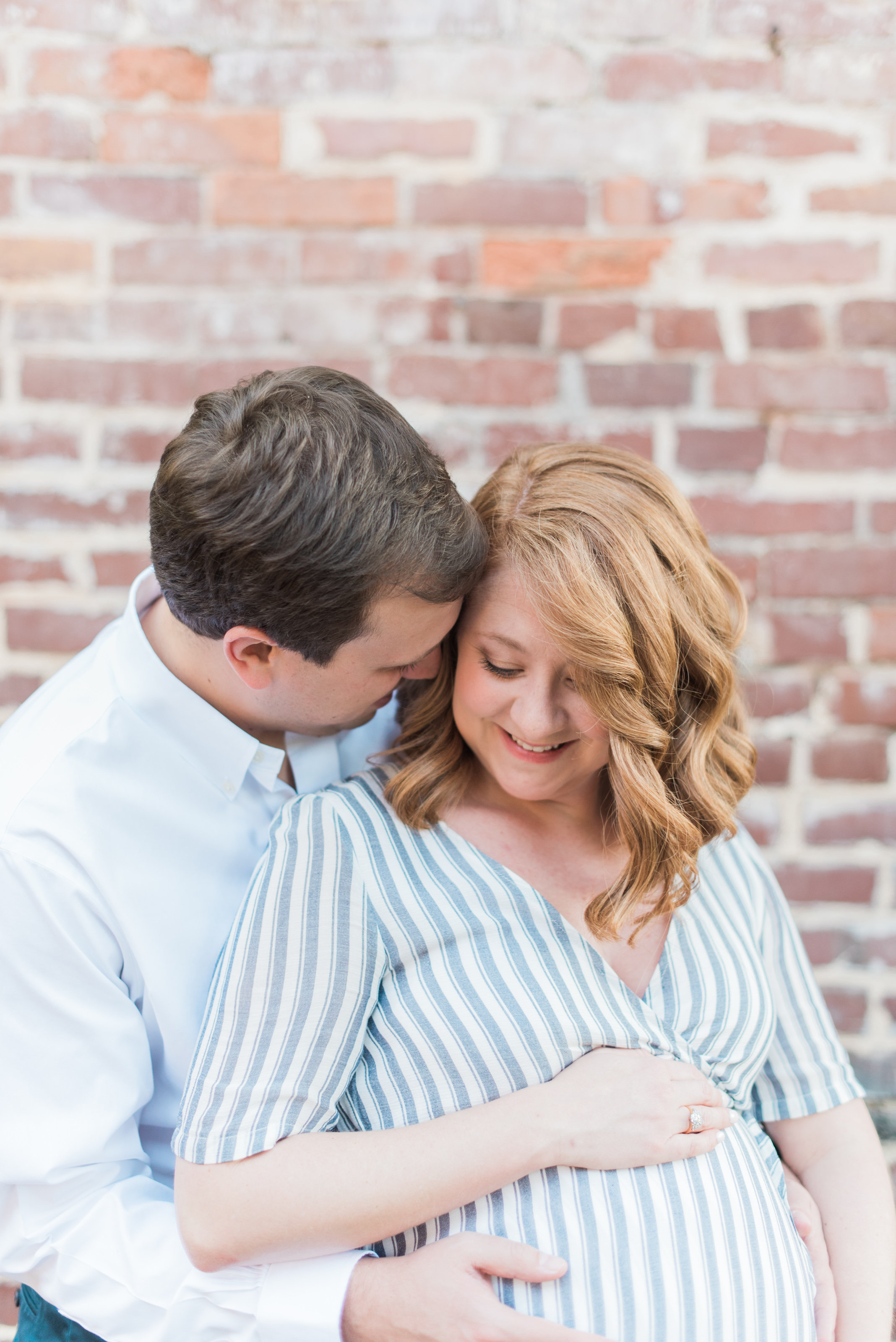 atlanta maternity session