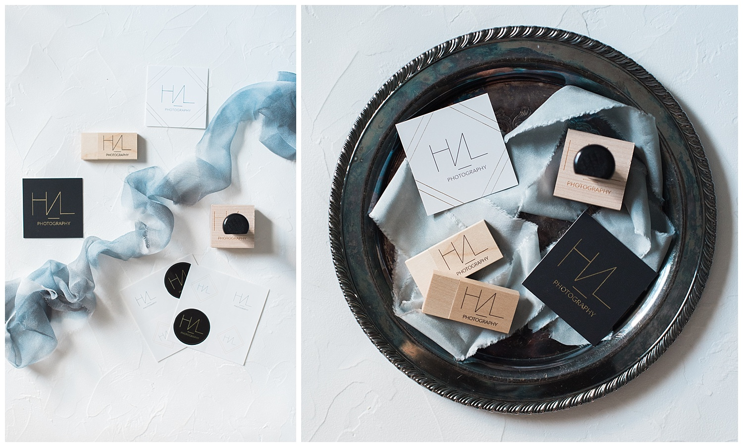 products and packaging for photographers