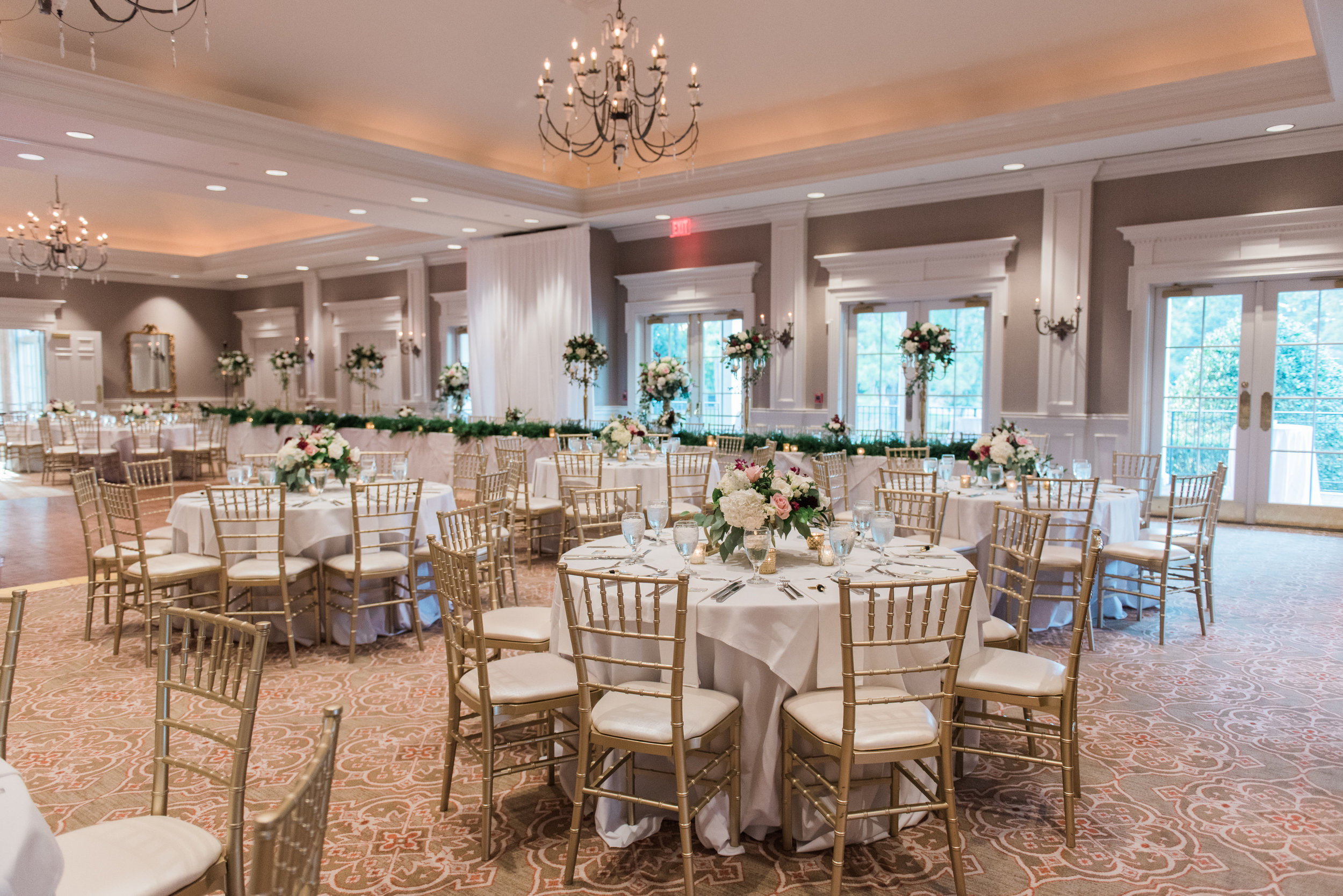 atlanta country club wedding