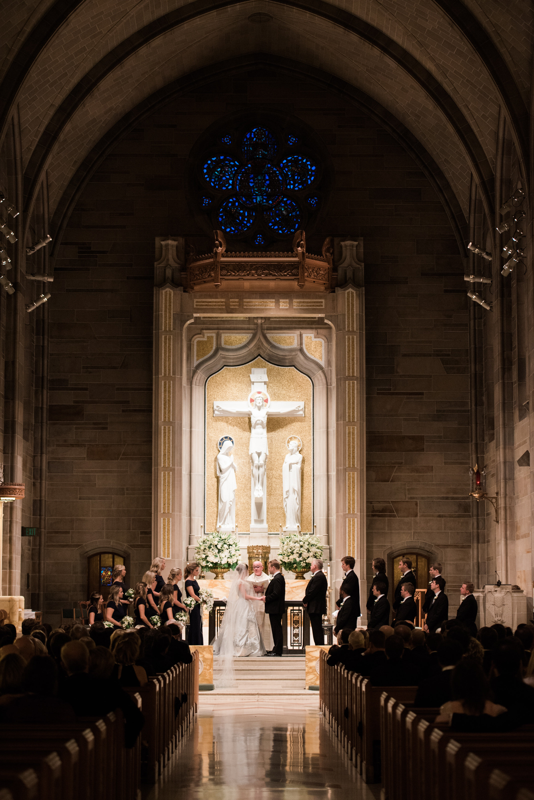 cathedral christ the king wedding atlanta
