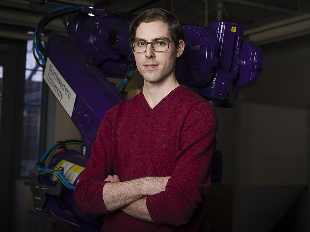 Image Credit: Joel Wintermantle | Northwestern University Engineering