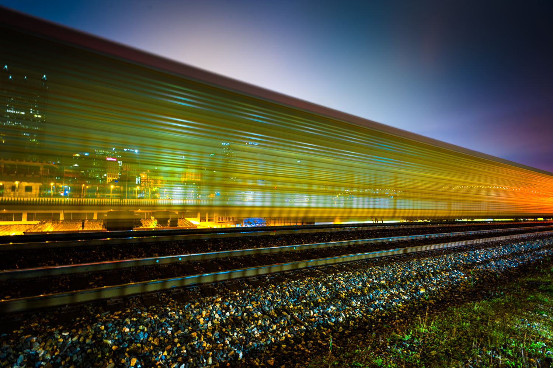CSX Freight Train Pittsburgh, PA 2011