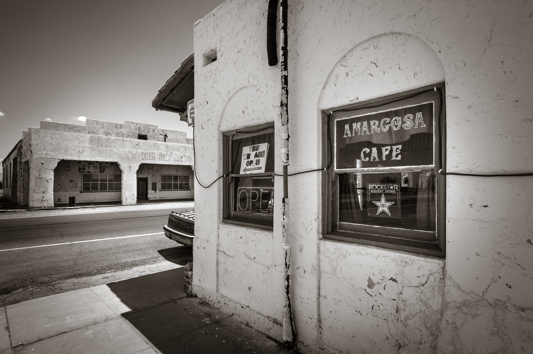 Amargosa Cafe  Death Valley Junction, CA 2012