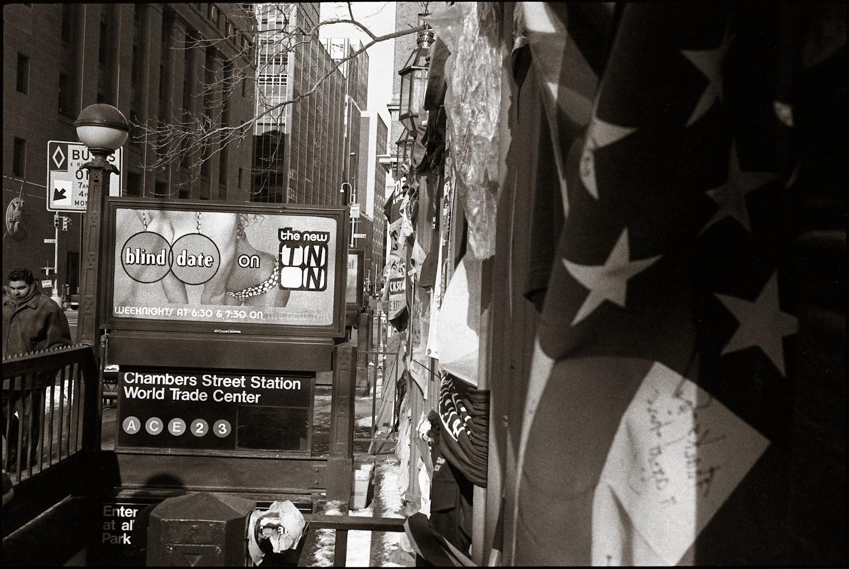 Blind Date,Ground Zero NYC 2003
