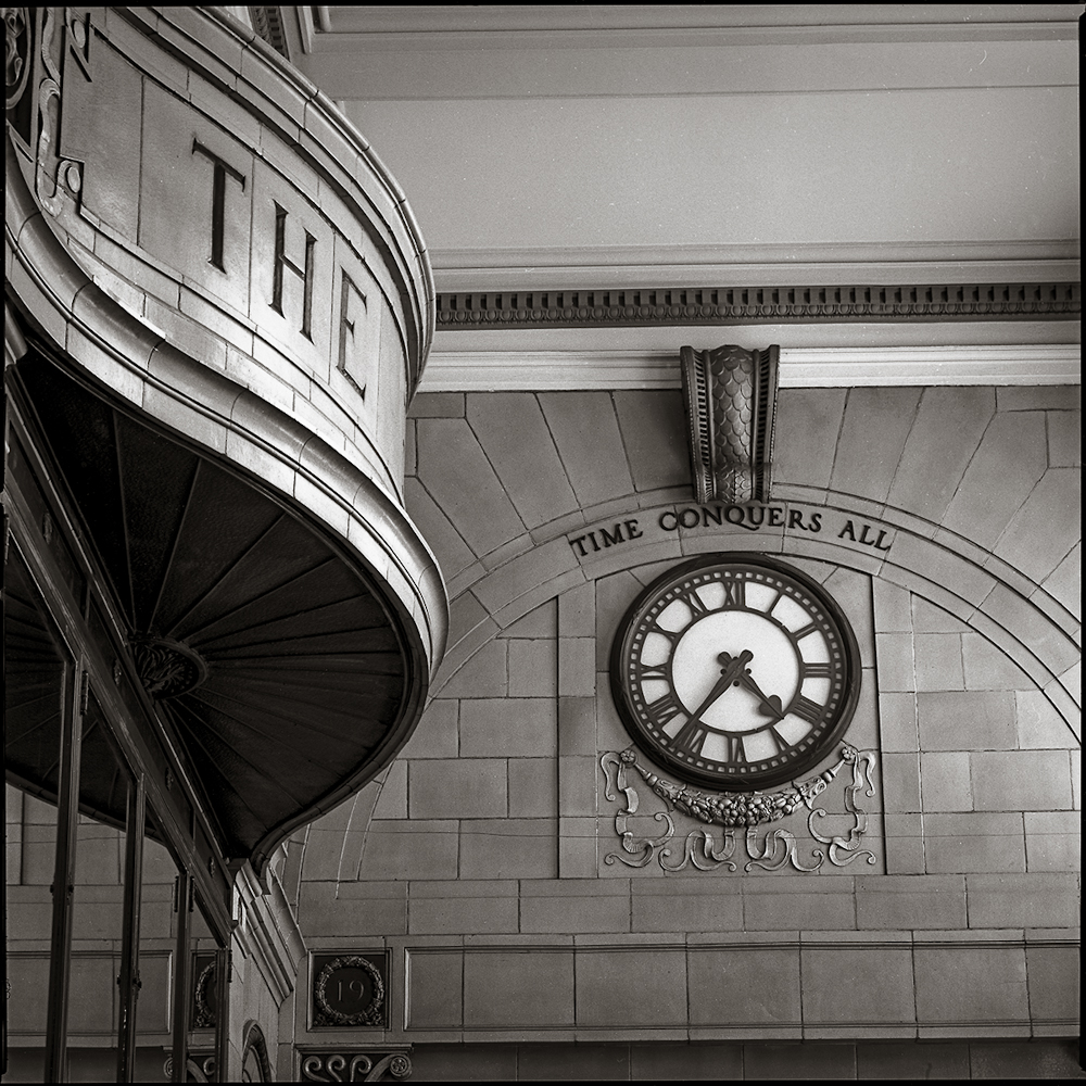 Lobby on Elizabeth Street Sydney, 1994
