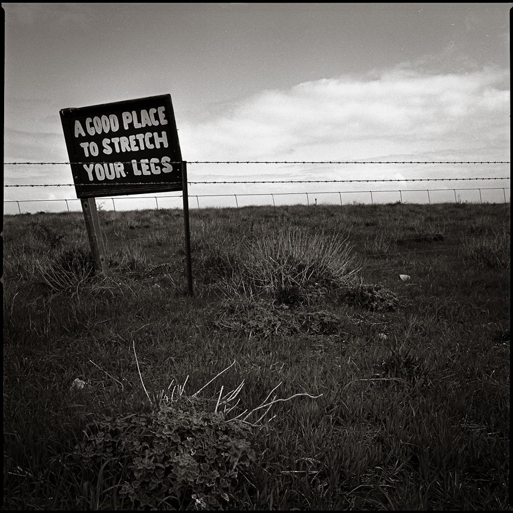 Somewhere in South Australia  near Kingston, 1994