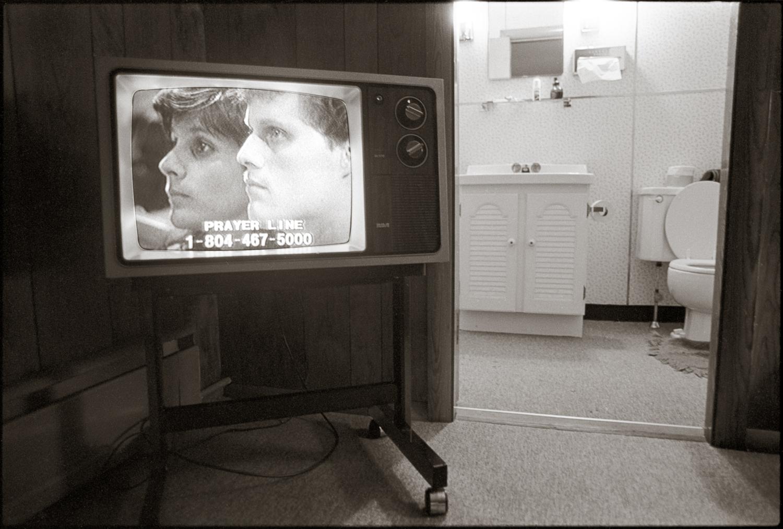 Prayer Line,The Eagle Motel  Freeport ME 1984