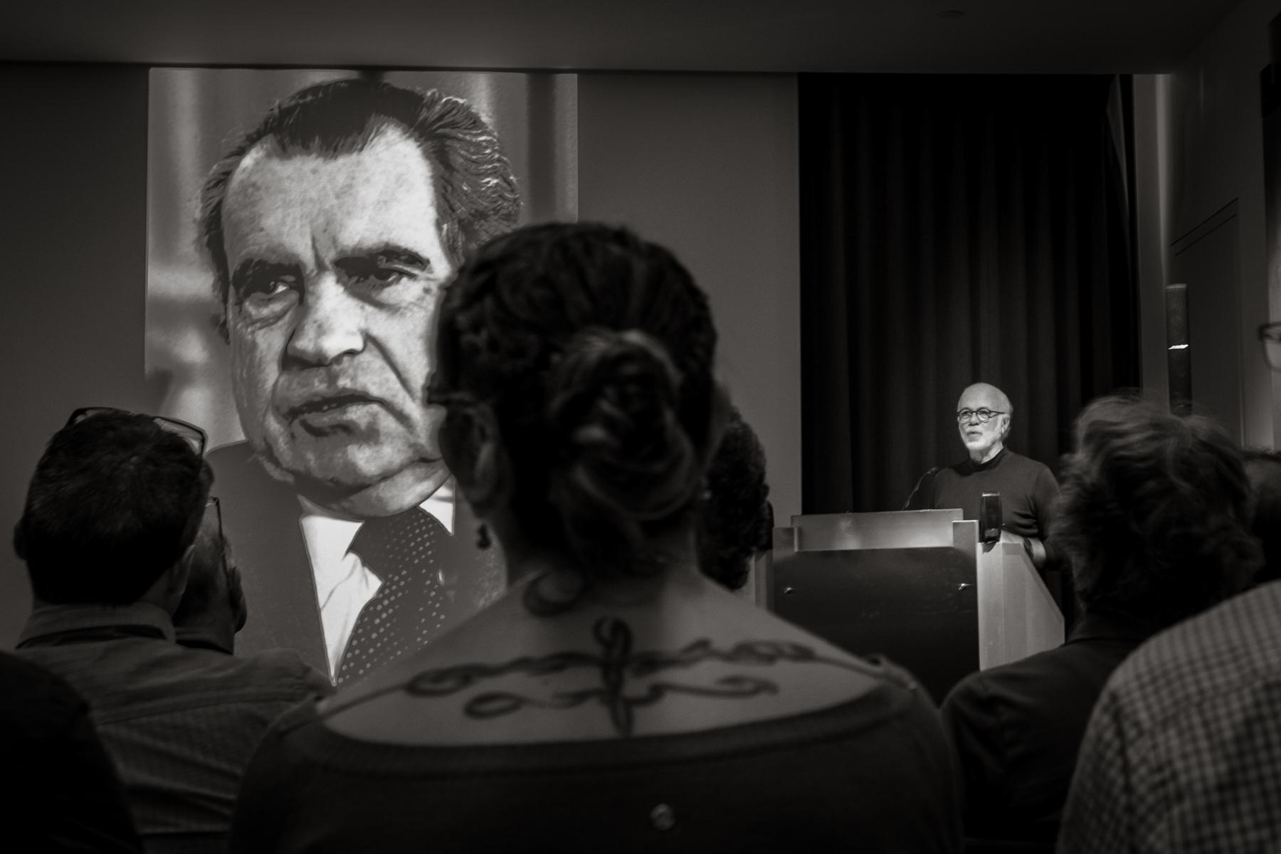 photojournalist David Hume Kennerly   Boston, 2016