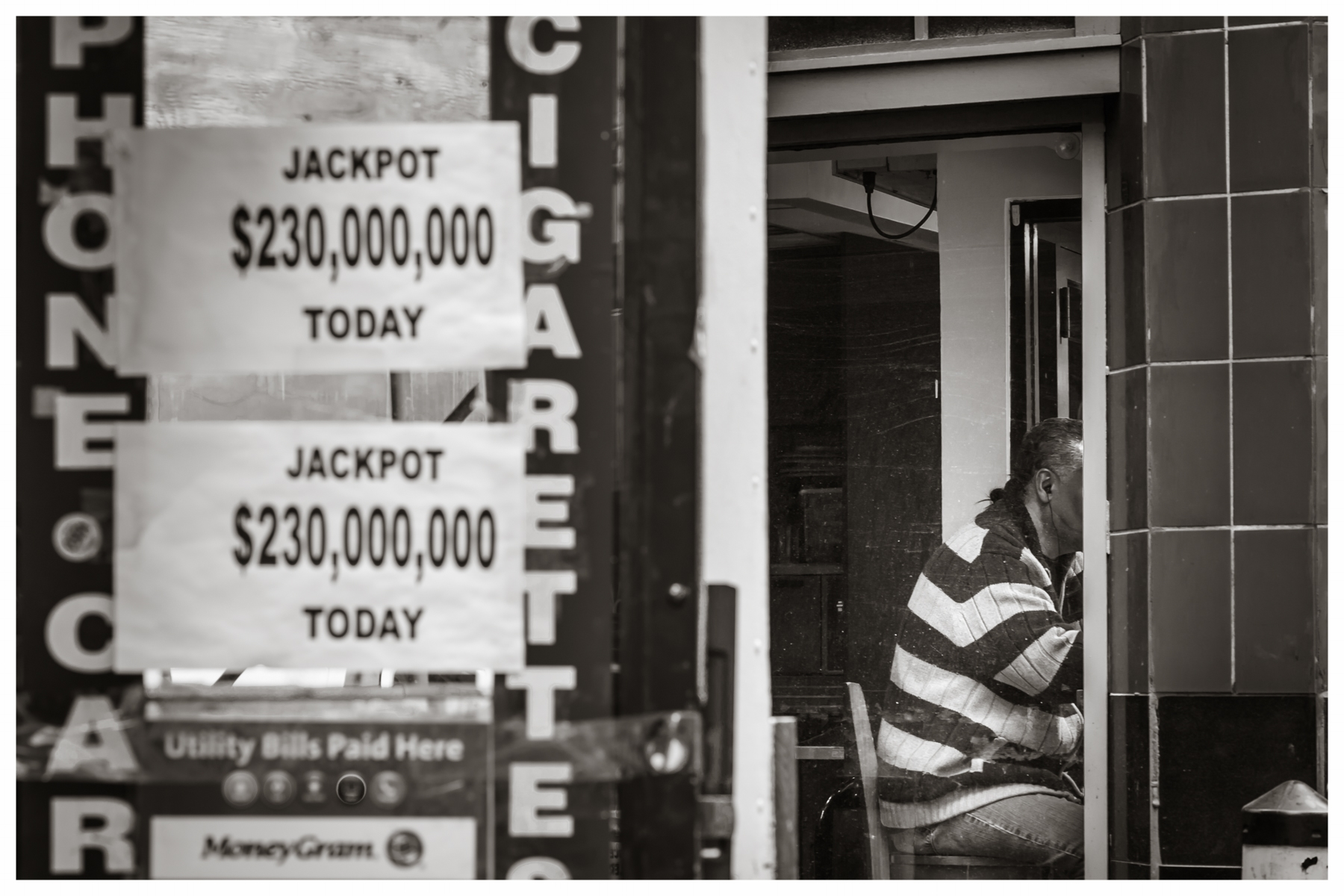 Jackpot  Boston, 2011