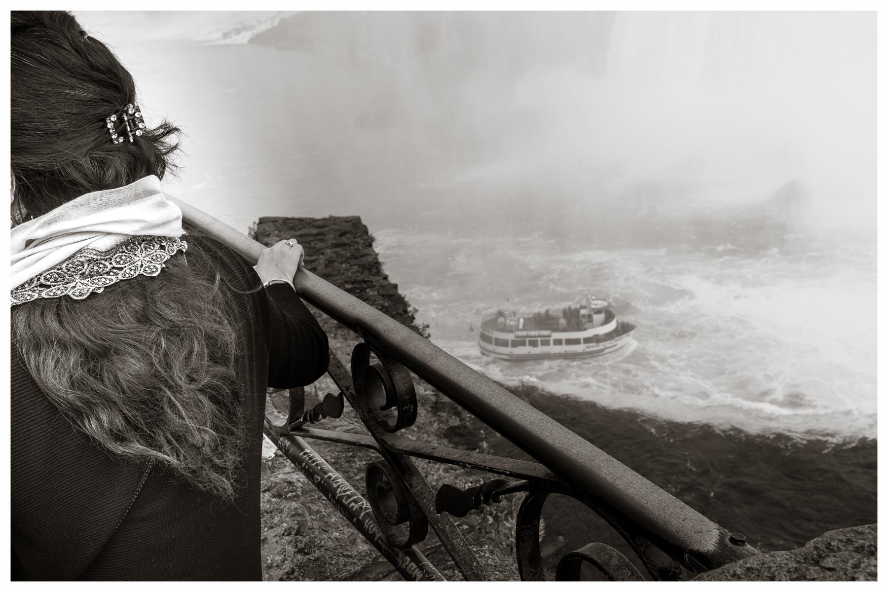 Maid of the Mist   Niagara Falls, Ontario 2017