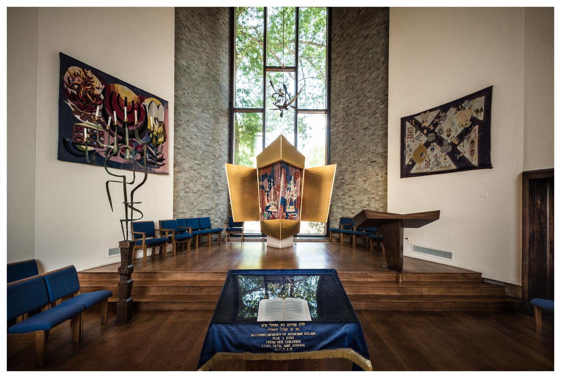 Berlin Jewish Chapel, Brandeis University   Waltham