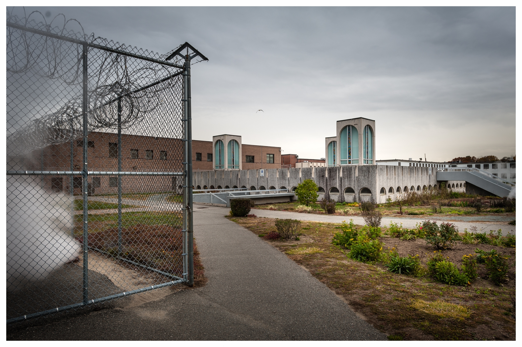 Chapel Complex, Massachusetts Correctional Institution   Concord