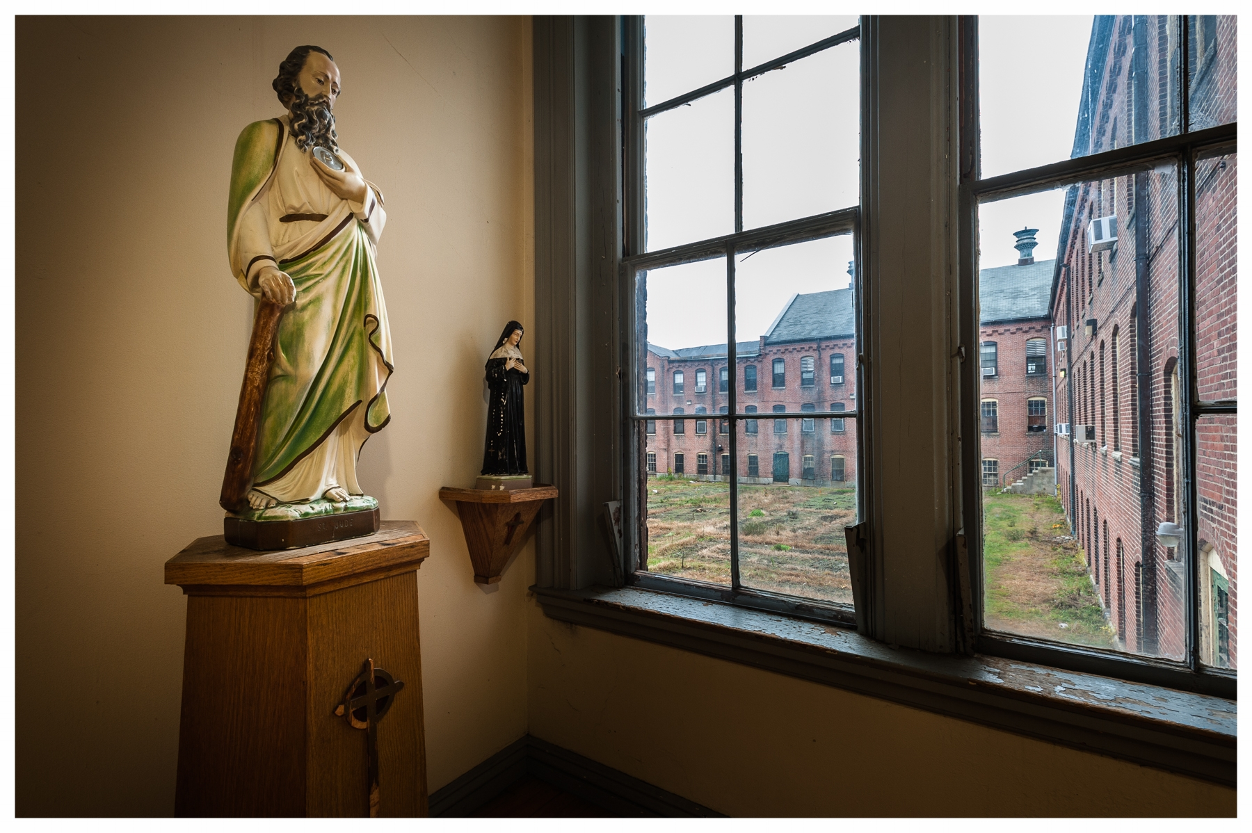 Prayer Room, Massachusetts Correctional Institution   Framingham