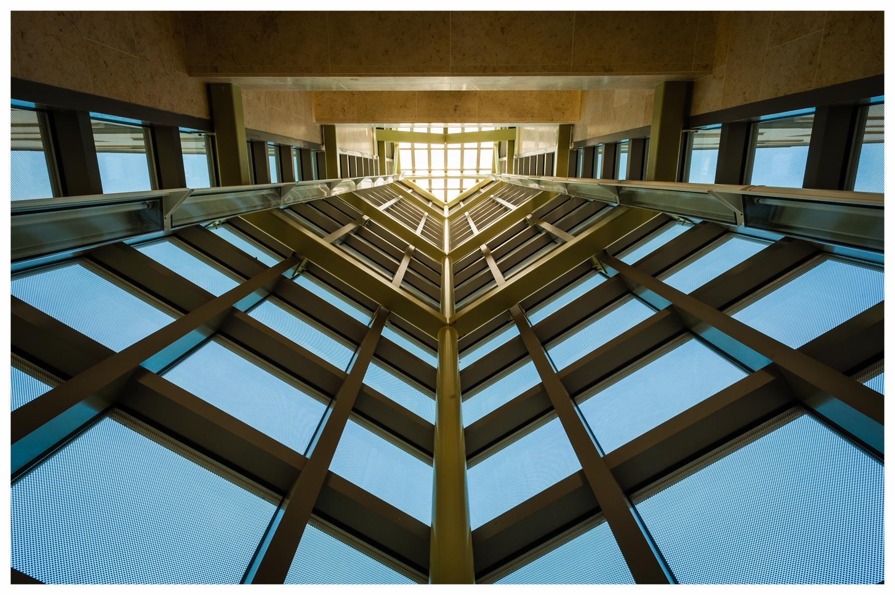 Atrium, Newton-Andover School of Theology   Newton