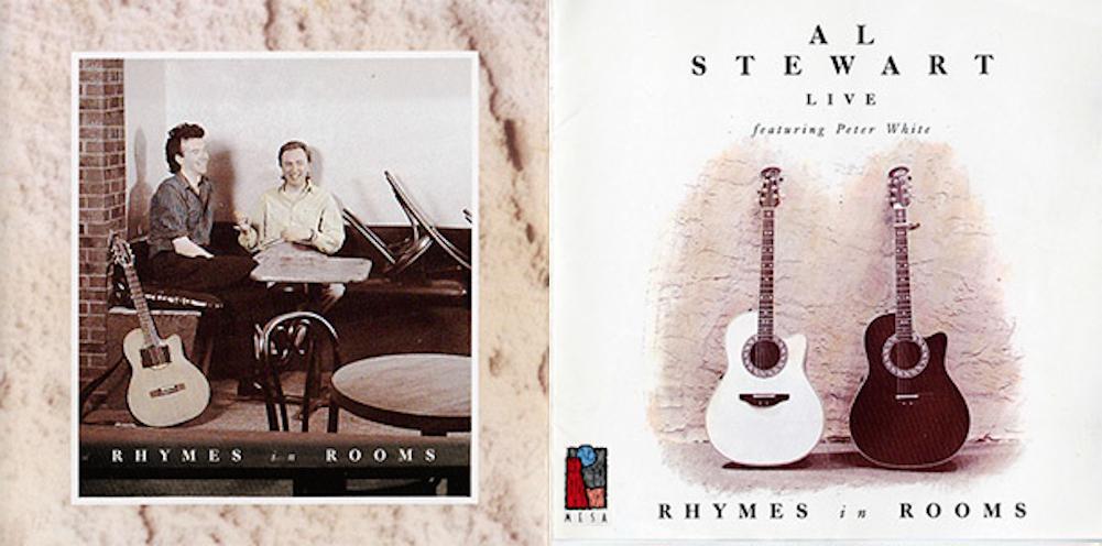 Rhymes in Rooms (EMI; Mesa/Blue Moon)