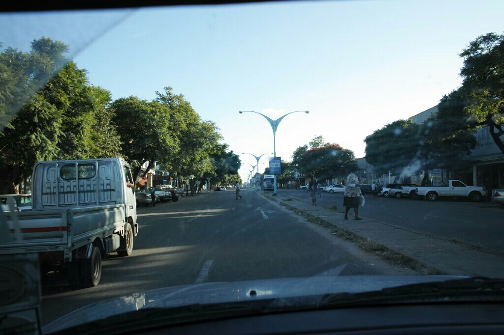 The lovely town of Bulawayo. Photo: K. Fleurial