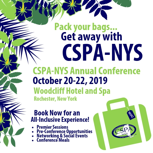 Events — CSPA-NYS