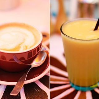 Monday is not a Monday without a STRONG cup of coffee and a fresh glass of Orange Juice. We have both. Serving Breakfast from 6:30am thru 11:30am. #nsbcoffee #nsboj #freshcoffee