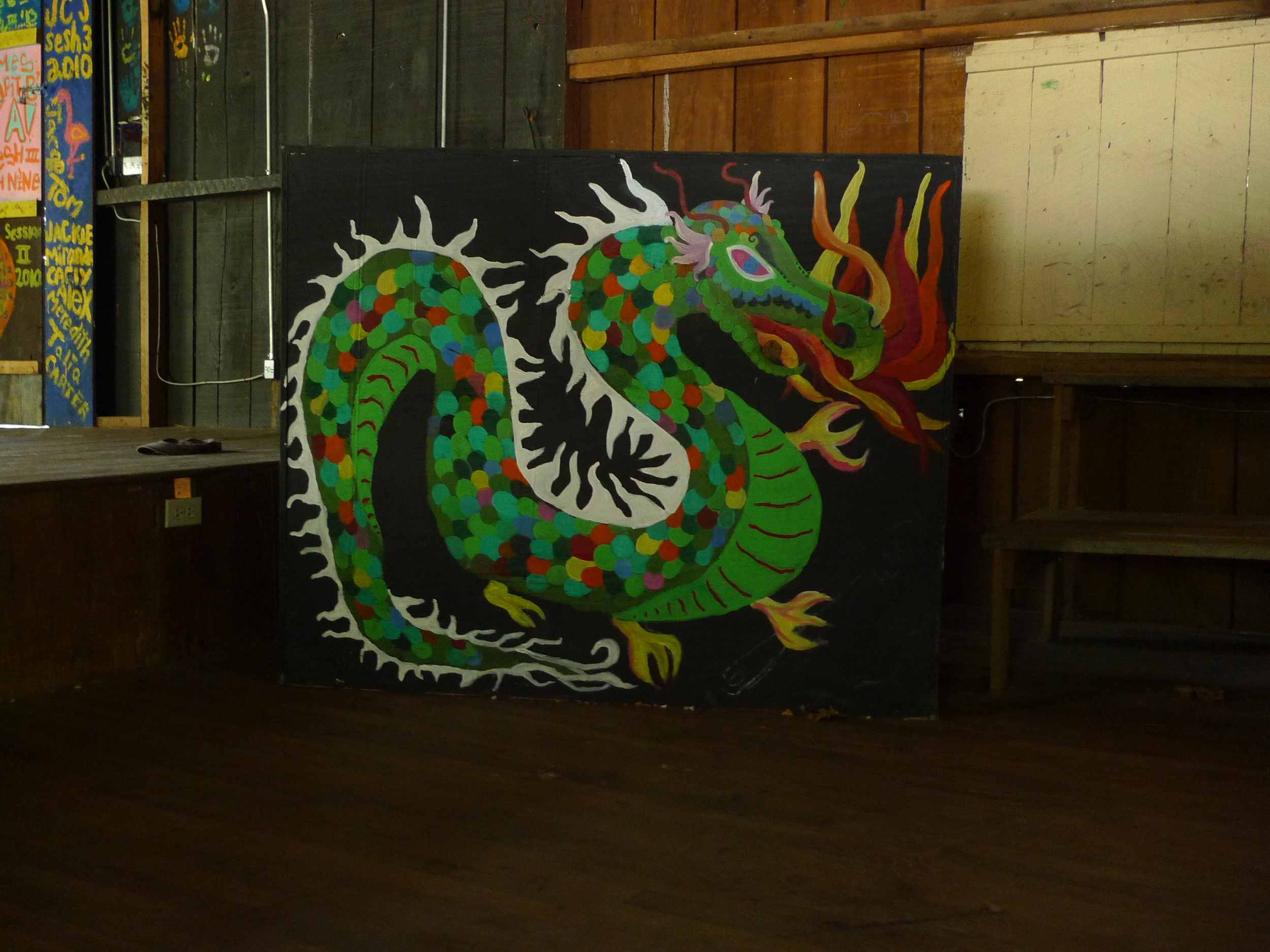 DJ Dragon Booth