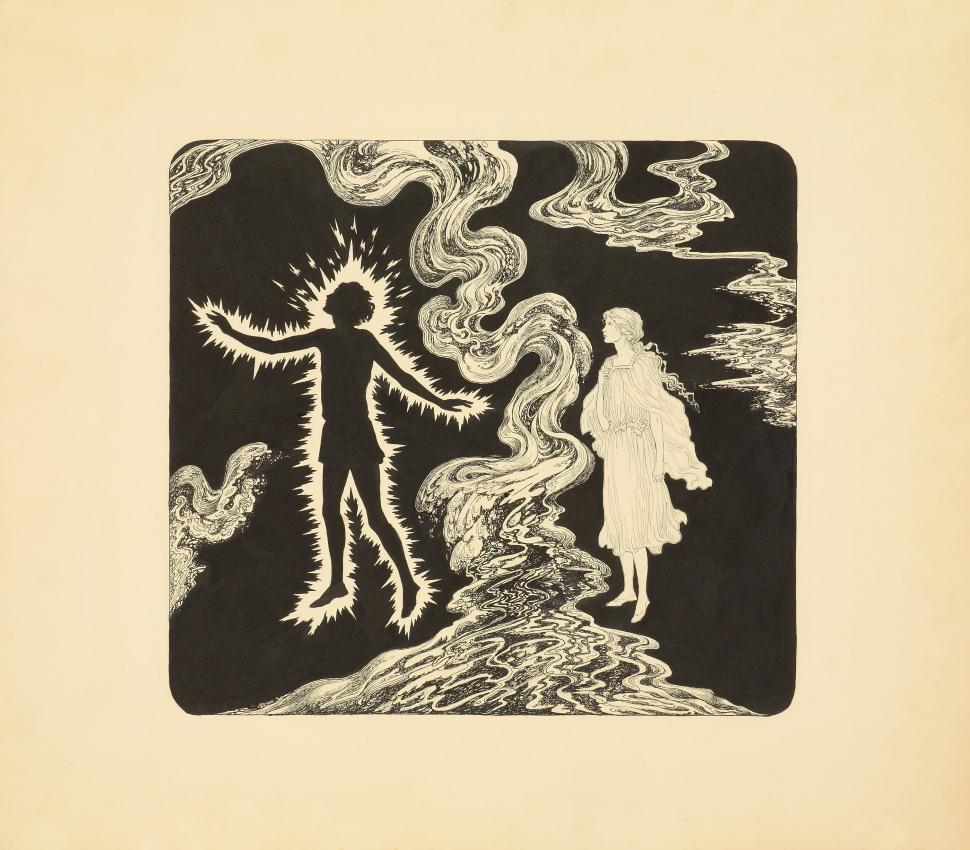 MSB, Anima & Animus, c. 1932.