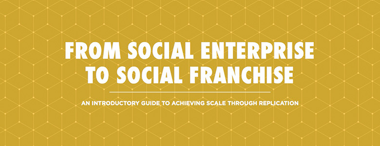 From Social Enterprise to Social Franchise, Centre for Social Innovation with Scaled Purpose