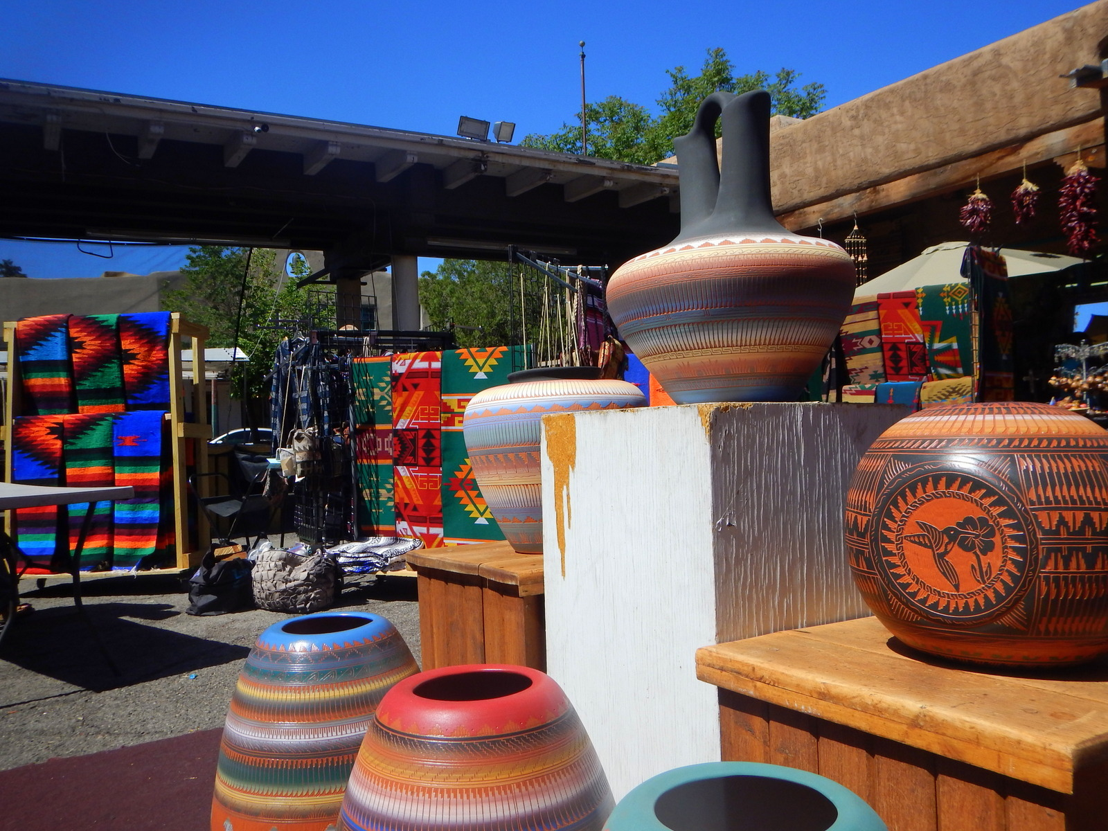 Santa Fe Pottery