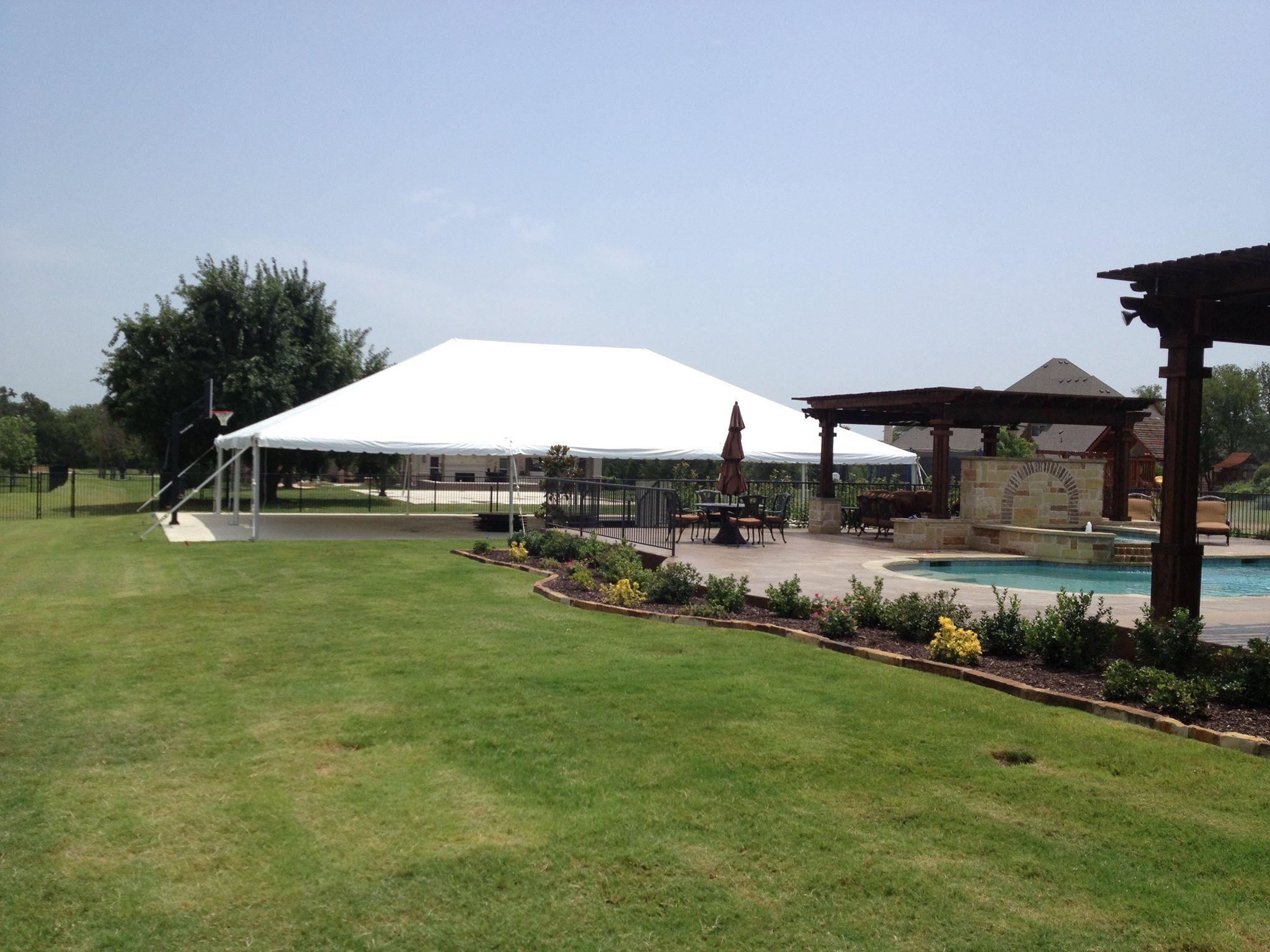 40x60 Frame Tent