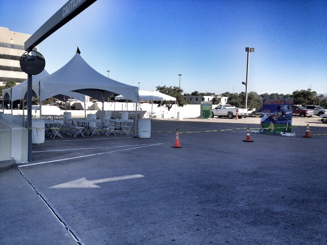 We rent tents any size and cheap prices.