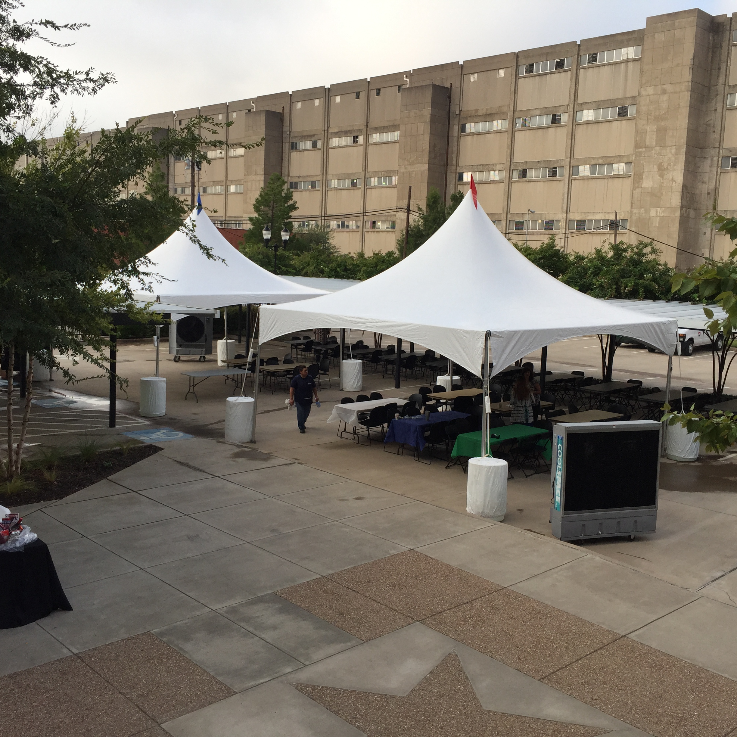 Tent For Party and Events In Irving Texas.